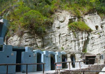 Antické římské lázně Cava Scura