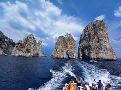 Capri – ostrov římských císařů
