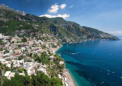 Amalfitánské pobřeží - ÚTERÝ
