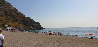 Pláž Maronti a Sant Angelo